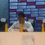 """@Emelec Gustavo Quinteros """"Hay que tener cuidado en Uruguay, pero tenemos equipo para jugar de igual a igual alla"""" http://t.co/4jBUBuXI0c"""