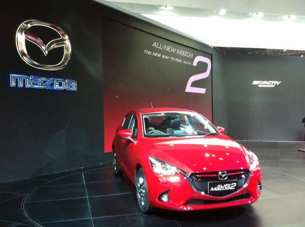 RT @MazdaMotorID: Di sesi #Mazda2Alive