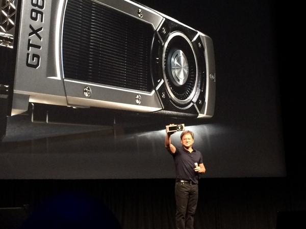 And hey, a GTX 980. Details on all this Nvidia news on our site, by @wesleyfenlon: http://t.co/cFTTsbjGJe #game24 http://t.co/PaaSU8WiGJ