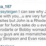 """""""@chrissyteigen: Rodarte or Bobby Womack http://t.co/3MQz8xYddr"""" Similar"""