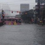 RT @teamUST: Thigh-deep floods along España as of 11:12AM | via @MMDA http://t.co/l7TmfW5ILp