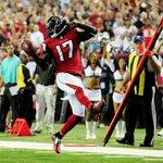 RT @ESPNNFL: Falcons demolish Bucs 56-14. D. Hester: Forced fumble, rush TD, return TD - set NFL record for return TD (20). http://t.co/cv6U9KpAQ2