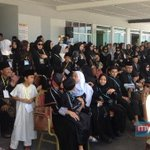 #takziahMH17 Beberapa ahli keluarga menunggu jenazah dua beradik di Pangkalan TUDM Kuching. Pix Alias Abd Rani http://t.co/X0A1x7ifbD