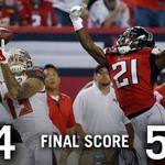 RT @TBBuccaneers: Final score from Atlanta - #Falcons 56, #Bucs 14 #TBvsATL http://t.co/V7aHC3dmOL