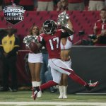 Devin Hester joining our postgame set (and @DeionSanders) RIGHT NOW! #TBvsATL http://t.co/xE7j2ezuC4