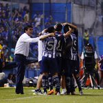 RT @ElCanalDFutbol: Emelec vence a River de Uruguay en el Estadio Banco del Pacífico. http://t.co/fm7KHU9P14 http://t.co/CcifsWxsG4