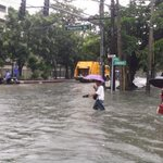 RT @francesssanchez: @MMDA Knee-deep at Lacson Ave. corner P. Florentino. http://t.co/BBmsNTFp5y