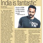 .@SammySamarth thanks for the piece :)  @htcity @Vh1Supersonic