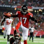 RT @SWXRightNow: .@Atlanta_Falcons stomp the @TBBuccaneers on #DevinHesters record setting night! More HERE: http://t.co/wUe5jZndL8 http://t.co/BHdlJngLG9