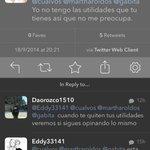 """En serio cree qué es posible tantos montajes del supuesto """"tuit falso"""" por favor @GabrielaEsPais #YsiTePasaAti http://t.co/PpIS6NzvRS"""
