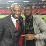 RT @DeionSanders: I love this man @D_Hest23 to Life! Hes a Great father,husband,friend,teammate,son and athlete. Hes the Best! #Truth http://t.co/5yKOeqXCPR