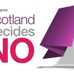 RT @BBCBreaking: Scotlands #indyref will reject independence, BBC predicts http://t.co/ZNrWIPczRk http://t.co/lE9zry4g4f