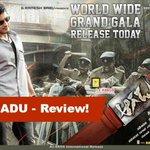 Mahesh Babu's #Aagadu - Review:  Routine revenge drama that rocks you with its mass elements.  http://t.co/uoXKfoWYS8