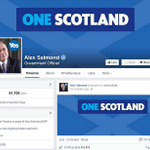RT @ScottishSun: First Minister @AlexSalmond has updated his Facebook cover image to One Scotland #indyref #ScotlandDecides http://t.co/2gouKs9l8Y