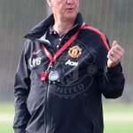 PICS: The Reds have been working hard in training ahead of Sundays meeting with Leicester City. #mufc http://t.co/PEEcKT9Vd6
