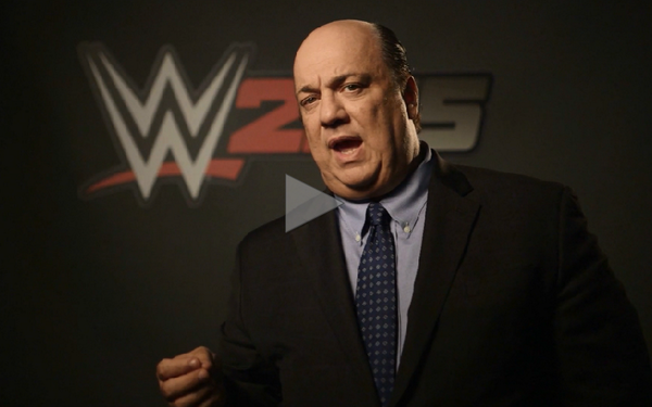 Watch the video from @HeymanHustle and join with @WWE fans to unlock something special at 4pm: http://t.co/Fgd15fAuIO http://t.co/gmHHVtmKpH