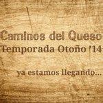Nuestras queserías se están preparando para recibiros de nuevo tras el verano @cantagrullas @campoveja #cañarejal http://t.co/pFF0pJwG0U