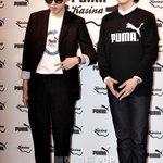 RT @kor_celebrities: Block B ジコ&ピオ、「KASINA X PUMA DISC LUX」イベント(9/19) http://t.co/5Gspjms7en