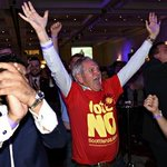 Scotland rejects independence with No vote set for victory http://t.co/AXIvjQbkZH #ScotlandDecides #indyref http://t.co/QX7cPMQLWY