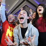 RT @Telegraph: Record turnout as Scotland overwhelmingly rejects independence http://t.co/rZGLckc8Mi #ScotlandDecides http://t.co/81a8xYrhNf