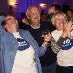スコットランド独立を否決、住民投票で反対多数 http://t.co/2lTCEZ32pP(REUTERS) http://t.co/d1nBoiFQ8d