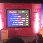 RT @arjunnemani: @TCSITWiz #TCSITWiz the standing at end of round 2 http://t.co/kLbMquXz4T