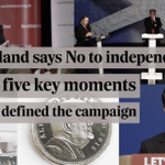 How #NoVote campaigners saved the Union - in five key moments http://t.co/hnwQ3hPvcP http://t.co/saZj6Ppr0E