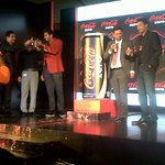 RT @rukminirao: @rohanbopanna and Mahesh Bhupati at the launch
