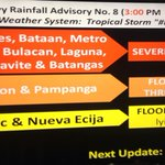 RT @ABSCBNNews: More rain expected in Metro Manila until midnight, as per @dost_pagasa http://t.co/bifWEWqUpH |via @robertmanodzmm #MarioPH