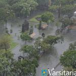 RT @varsitarianust: UST at 3:08 pm (Photo by Alvin Joseph Kasiban) http://t.co/3jZEc6XUer