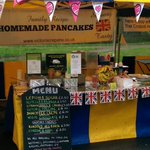 RT @crepesandmore: Were returning to @Tettenhall this Sunday! #makeitorbakeit market #2ndhelpings #crepes ???? http://t.co/OR12x4HfGw