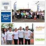 """RT @UnlishSport: Journée """"Jeux des entreprises"""" en team avec @autour, organisée par le @CROSLR à #Montpellier pour @SentezVousSport ! http://t.co/uz7YjNdb7H"""