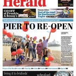 RT @Eastbournenews: Your Eastbourne Herald is in shops today with pages of pictures from the Tour of Britain and Steampunk Festival. http://t.co/a1jivMLnnY