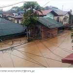 .@meralco cuts power in flooded areas in NCR, nearby provinces http://t.co/zCZLDCEprR | @AHeginaINQ #MarioPH http://t.co/4p7GbLnRTX