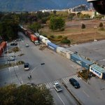 RT @Expresschannel: PMLN govt is in complete panic. islamabad is countainerabad right now. shameless N league. PTI u has already won. http://t.co/5HmnMnfrGH