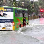 RT @gmanews: No red light and deep water for this bus that braved the floods of España. | #MarioPH via @raffytima http://t.co/riadUGp0cc