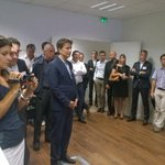Nos clients découvrent le Show Room Entreprises Midi Pyrénées. #orange @bertrandserp @midipyrenees http://t.co/KjpdCPkCMu