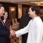 RT @coolfunnytshirt: RaGa: Jinping ji, heres a joke! My hand is chinese coz it has got 5 Ung Lee! LOL! Jinping: Tumse na ho payega! http://t.co/J5z2BBWJYf