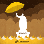 Together, we shall brave through this storm. Keep praying and stay alert, Thomasians! #MarioPH #StayStrongTigers http://t.co/iRCmKbj0LG