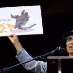 RT @Reuters_co_jp: 「バナナの滑りやすさ」実証、北里大の教授らにイグ・ノーベル賞  http://t.co/WTXGWew0a9 http://t.co/4zB1IsPVY0