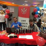 RT @uwemedscience: Come see as at #UWEFreshersFair and win a bottle of vodka or a meal for 2 @BristolRevs ! #uwefreshers #excited http://t.co/amlgCl3dwz
