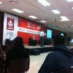 """RT @RicardoNajera1: Presentes en congreso """"retos y desafíos del México de hoy"""" #UANE #saltillo #40añosuane @Adrian_delaPV @alfonsodanao http://t.co/y6GsIOy34Y"""