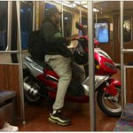#MBTA Etiquette: Buddy we need to talk !!!!!! (pic Kate Sosin) http://t.co/H37BhKnHcg