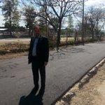 RT @miguelisaok: Qué alegría caminar por el pavimento nuevo de barrio Welindo Toledo! http://t.co/mBzTbfRTTA