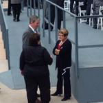 Spotting people in the crowd at Museum Opening. #cmhr2014 http://t.co/CEdgYSTGS8