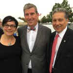RT @JennyGerbasi: At the #CMHR2014 opening with @Glen4ONT & @stbdan .. Awaiting the ceremonies in #Winnipeg http://t.co/nPYbTICIry