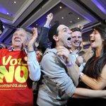 RT @WSJJapan: スコットランド独立否決、反対票は予想上回る55%に http://t.co/2lTCEZ32pP (AFP/Getty) http://t.co/2Yggs4K9EC
