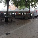 Come and support the great Italian market in Cathedral Square #Peterborough http://t.co/8Mojb2gV8a
