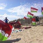 FF @PGMontpellier de toutes les luttes, de tous les combats ! #Montpellier #SNCF #TAFTA #Intermittents #Gaza... http://t.co/J6DUwZMxzd
