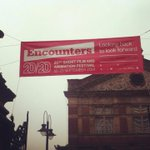 Grey day but enjoying the awesome films at @EncountersSFF at @wshed! #bristol http://t.co/sAFvxnnRSZ